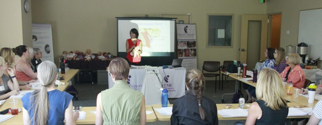 Creative Therapy Neonatal Workshops & Presentations