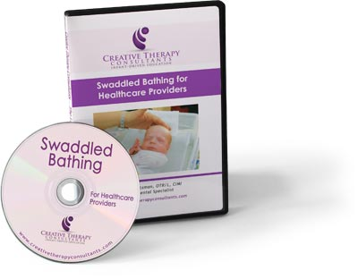 Swaddled Bathing for Healthcare Providers DVD