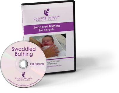 Swaddled Bathing for Parents DVD